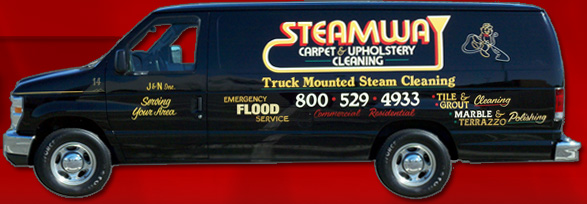 Truck Mounted Steam Cleaning | Emergency Flood Service